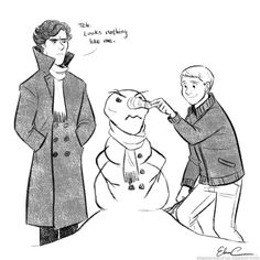 """""""It doesn't even have hair"""" Shush. It's close enough. (The icy personality is spot on. -E1n)"""