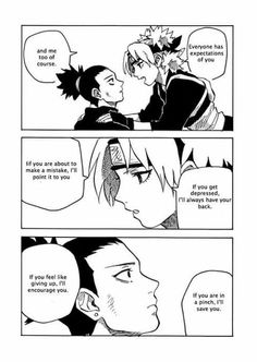 Damn girl, u might as well propose!! Shikamaru and temari #shikatema