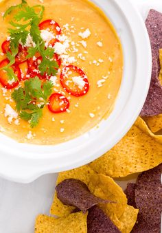 Slow-Cooker Queso