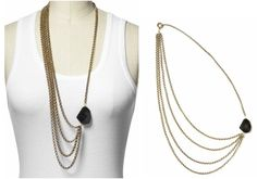 Dress Up Mutzii!: What necklace goes with what neckline?