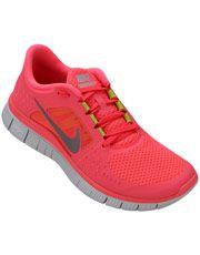 Tênis Nike Free Run+ 3 W - Eu quero! ;)