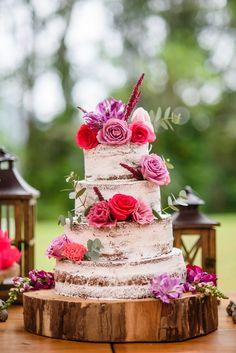 Joyce ♥ André | Casamento Boho Rosado - Colher de Chá Noivas | Blog de casamento Por Manoela Cesar