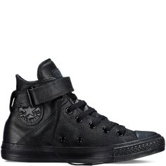 "Converse AllStar: ""Brea"" Leather Hi-Tops … Getting excited for Fall!!!"
