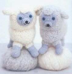 Sheep - Amigurumi crochet scheme