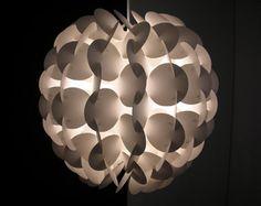 Lampada Origami Di Edward Chew : 89 best modern geometric lamps diy or not images on pinterest