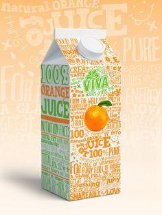 Packaging Design by Jana Misheva, via Behance