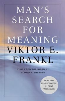 Man's Search for Meaning by Viktor Frankl and William J. Winslade. Psychiatrist Viktor Frankl's memoir has riveted generations of readers with its descriptions of life in Nazi death camps and its lessons for spiritual survival. Read more on #Kobo: http://www.kobobooks.com/ebook/Mans-Search-for-Meaning/book-MU8Xto4RKUKRbCcVtVkFKg/page1.html