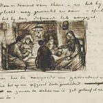 I Mangiatori di patate di Vincent Van Gogh