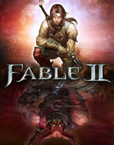 Fable II, this is my favorite of the trilogy got love a story about a man and his dog