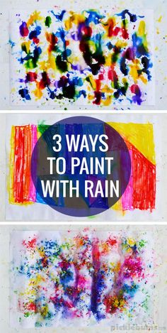 566 Best Fun With Paint Images In 2019 Art For Kids Crafts For