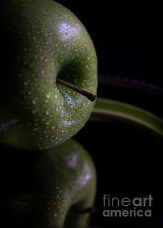 """Granny's #Apple"" by Deborah Klubertanz #FruitArt"