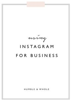 With over 500 million monthly users, Instagram is great for business. In this post, we describe how to use Instagram for business to generate the best results.  If you need some tips for how to use Instagram for business. click through to check our favori