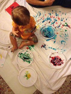 Newbie Mom: Attività creative e manuali con i bambini - II parte