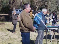 Entrevista a Juan Carlos Ortega P1. El algarrobo y el arte del escultor en la Villa de Merlo
