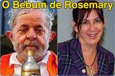 O Bebum de Rosemary, melhor dizendo o Bebê de Rosemary ➤ http://tribunadainternet.com.br/tv-globo-desconhece-contrato-ficticio-da-amante-de-fhc ②⓪①⑥⓪②②② #ILoveLula