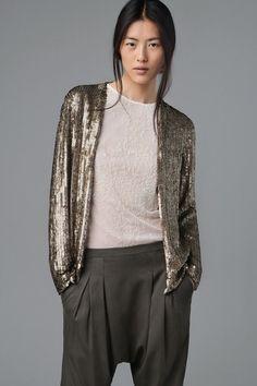 Zara lookbook august 2012