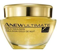 Avon Anew Ultimate 7 S Gold Emulsion für die Nacht, 50 ml