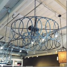What's New Wednesday: Hand-Crafted Iron Lighting