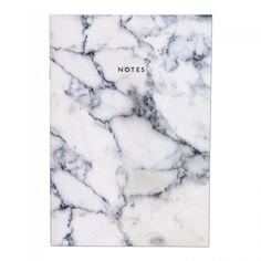 Urban Outfitters Marble A4ish Notebook | Ohh Deer