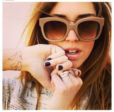 Chiara Ferragni world map tattoo. i think this is exactly what I want- size and placement.