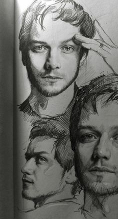 James McAvoy by MaryRiotJane (Charles Xavier, James McAvoy, XMFC Fanart, X-Men First Class Fanart)