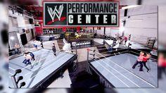 Welcome to the WWE Performance Center: WWE Performance Center tour - Par...