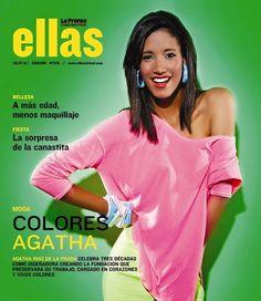 Darelys Santos para Revista Ellas