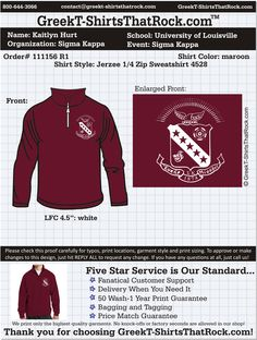 Sigma Kappa Sweatshirt  www.greekt-shirts...