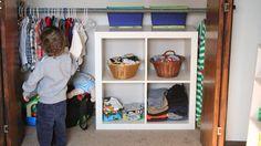 Comment aménager une chambre d'enfant selon la pédagogie Montessori