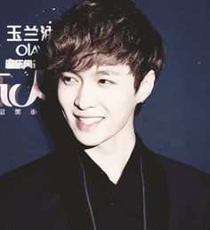 Lay Exo - I've officially adopted him as my older brother :) I would love to meet him so he can sign the paperwork!