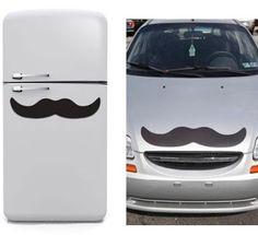 Reason Why I'm Broke: Giant Mustache Magnet