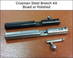 Steel Breech Kit for Crosman 2240