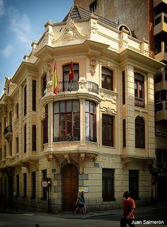 26/08/2013 Archivo Histórico Provincial. Calle Padre Romano.
