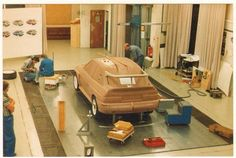 Ford Escort Cosworth Clay