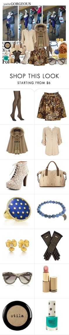 """""""26/12"""" by samantastark ❤ liked on Polyvore featuring Caslon, DKNY, Miss Selfridge, Wallis, Charlotte Russe, Romeo + Juliet Couture, Paloma Picasso, Sydney Evan, Burberry and Linda Farrow"""
