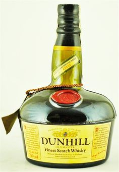 Dunhill `Old Master` Blended Scotch Whisky (1x750ml), Scotland