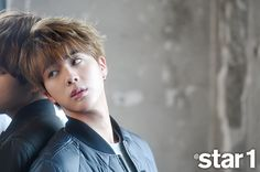BTS Jimin at Style - Star & Style Magazine