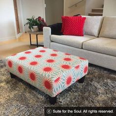 Miss Blue Sunshine 4 Restoring Old Furniture, Furniture Restoration, Ottoman, Sunshine, Chair, Pattern, Blue, Design, Home Decor