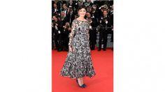 Die französische Schauspielerin Audrey Tautou besuchte wie jedes Jahr das große Kino-Festival.