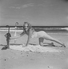Original Marilyn Monroe Vintage Prata Impressão Por Andre de Dienes de Março 19 002 | eBay