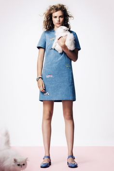 rosie tapner for markus lupfer s/s 14 london #fashion_cats