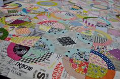 Halo Repeat (New for WQF!) — Winter Quiltfest