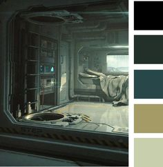 COLOR PALETTE   http://daz3dpropsandmodels.com/what-would-a-sci-fi-city-3d-model-look-like-on-the-inside