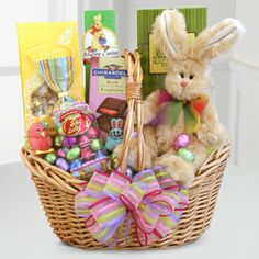 Easter present for boys 2014 sometimes its hard to think about send adorable easter basket full of all easter goodies to your loved one order online negle Gallery