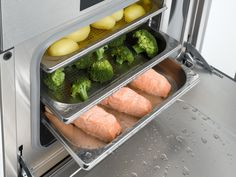 Miele Combi-Steam Oven OCTOBER 17, 2013 I've been invited to Seattle next week to preview the new Miele Combi-Steam Oven, and can't wait to ...