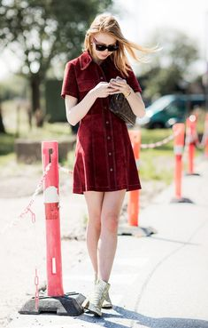 Shopping for a little something new for fall? These suede dresses are what you should be wearing.