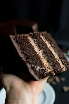 """The cake from """"Matilda"""" that we all swooned over! Like The Trunchbull, I'm sure you'll agree that this is """"the most scrumptious cake in the entire world."""""""