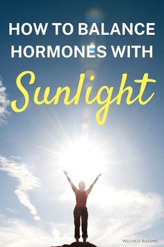 How sunlight is essential for women's health, balancing hormones, and supporting healthy fertility.