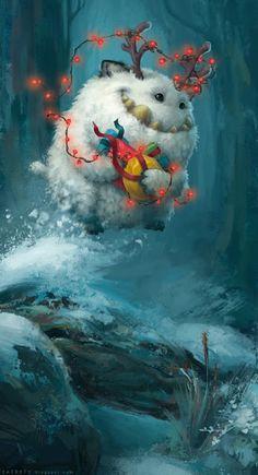 About Zac - Zac Retz - Character Design + Illustration Digital Art Illustration, Illustration Noel, Illustrations, Cute Monster Illustration, Monster Art, Snow Monster, Happy Monster, Monster High, Fantasy Kunst