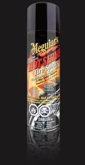 Hot Shine™ Tire Spray